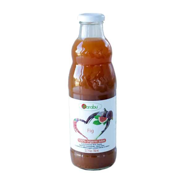 Barabu オーガニックいちじくジュース 700ml - 商品番号: BR0009
