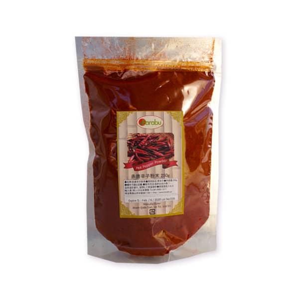 Barabu 赤唐辛子粉末 250g