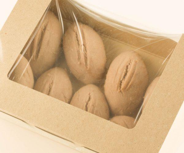 トルコのショートブレッド ・チョコレート 5個入り  (Kakaolu Un Kurabiyesi)
