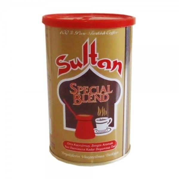 SULTAN  トルココーヒー・スペシャルブレンド 250g