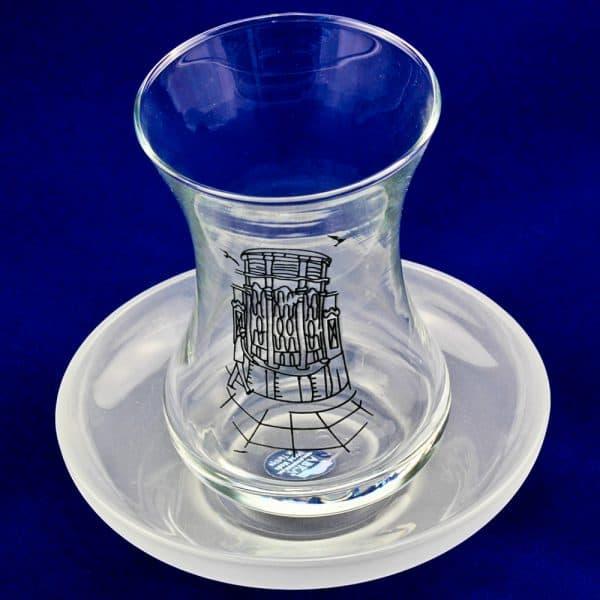 ABKA - チャイグラスセット ガラタ (6個)