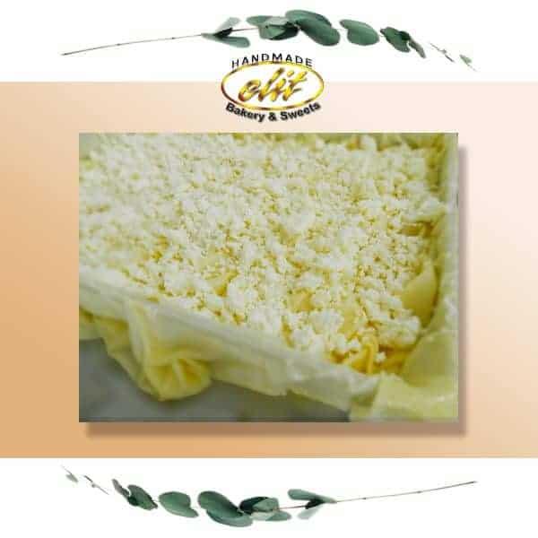 ELIT - ホワイトチーズ ボレキ 400g-6個入り