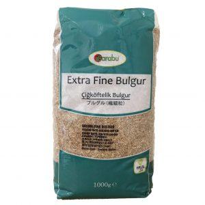 BARABU  挽割り小麦 ブルグル 極細粒  1kg