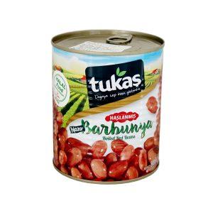 Tukaş赤いんげん豆の水煮800g 商品番号: TK008