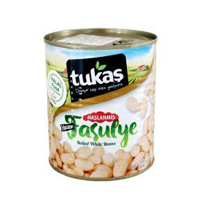 Tukaş白いんげん豆の水煮800g 商品番号: TK008
