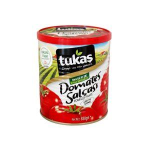 Tukaşトマトペースト830g 商品番号:  TK002