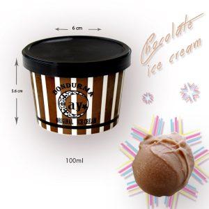 アイスクリームチョコレート 100ml 商品番号: IC005