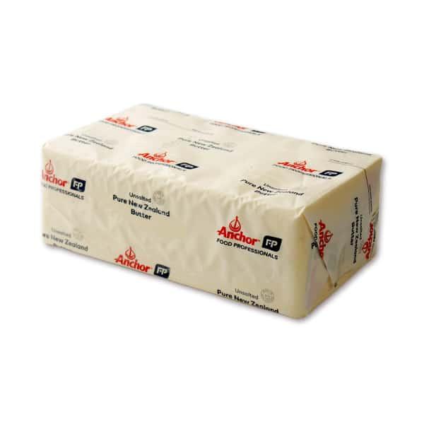 Fonterra【冷凍】ニュージーランド産アンカー無塩バター 5㎏ 商品番号: BT001