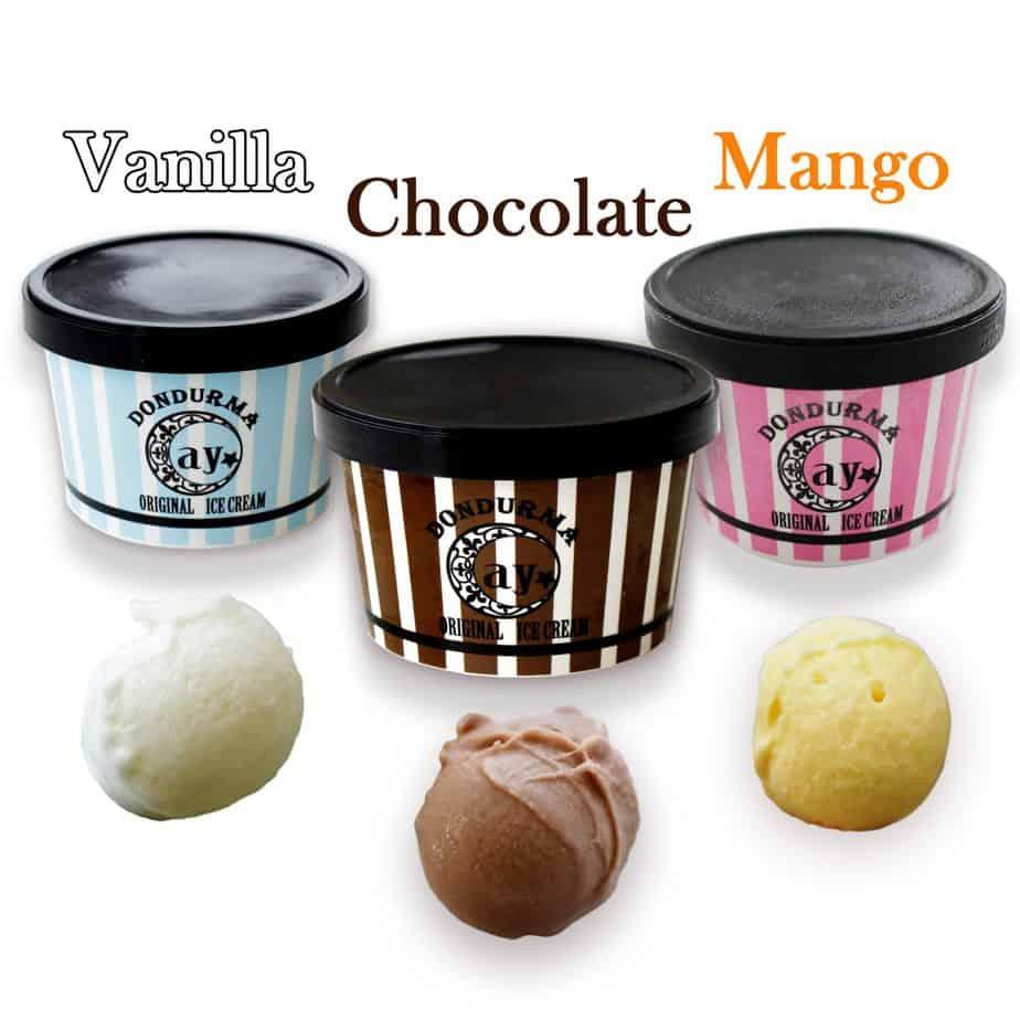 アイスクリームバニラ100ml 商品番号: IC004