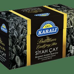 Karali- ブラックアールグレイティー・ティーバッグ(2g x 20個 ) -  商品番号: