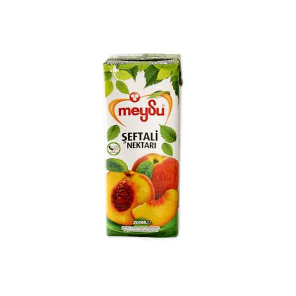 MEYSU  ピーチジュース 200ml - 商品番号:MY011