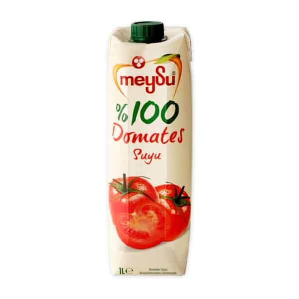 MEYSU 100% トマトジュース 1L   Kod:MY008